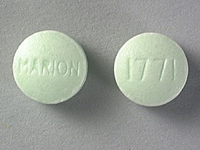 CARDIZEM 30 MG TABLET