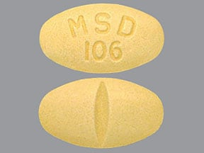 PRINIVIL 10 MG TABLET