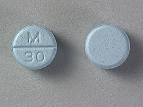 CLORAZEPATE 3.75 MG TABLET