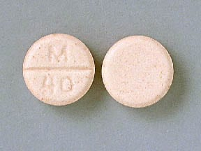 CLORAZEPATE 7.5 MG TABLET