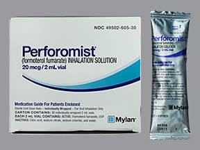 PERFOROMIST 20 MCG/2 ML SOLN