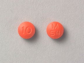 THIORIDAZINE 10 MG TABLET