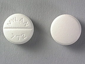 VERAPAMIL 120 MG TABLET