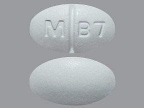 BUSPIRONE HCL 7.5 MG TABLET