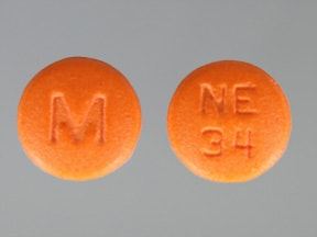 NISOLDIPINE ER 34 MG TABLET