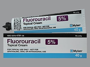 FLUOROURACIL 5% CREAM