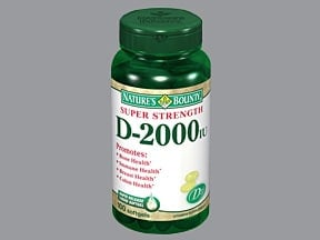 D3-2000 UNIT SOFTGEL