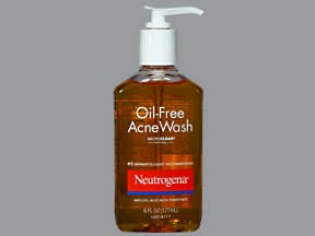 OIL-FREE 2% ACNE WASH
