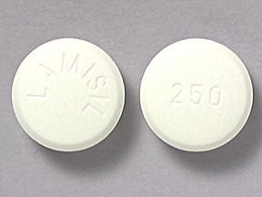 LAMISIL 250 MG TABLET