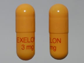 EXELON 3 MG CAPSULE