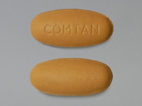 COMTAN 200 MG TABLET