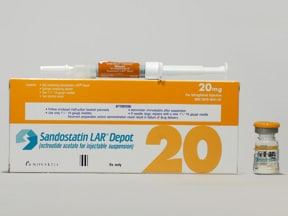 SANDOSTATIN LAR 20 MG KIT