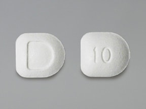 FOCALIN 10 MG TABLET