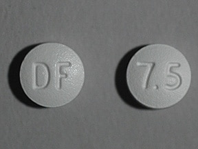 DARIFENACIN ER 7.5 MG TABLET