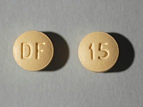 ENABLEX 15 MG TABLET