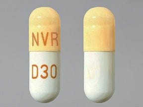 FOCALIN XR 30 MG CAPSULE
