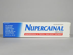 NUPERCAINAL 1% OINTMENT
