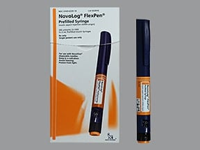 NOVOLOG 100 UNITS/ML FLEXPEN
