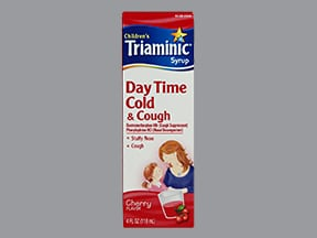 TRIAMINIC DAYTIME COLD-COUGH