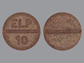 Image for enalapril maleate oral 10 mg