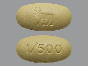PRANDIMET 1 MG-500 MG TABLET
