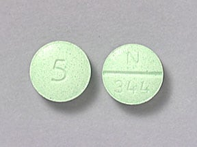 GLYBURIDE 5 MG TABLET