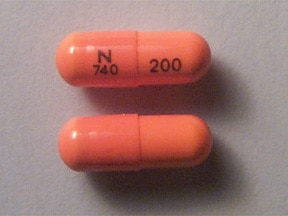 MEXILETINE 200 MG CAPSULE