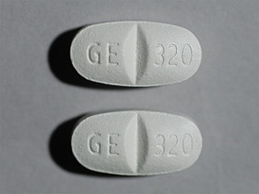 FACTIVE 320 MG TABLET