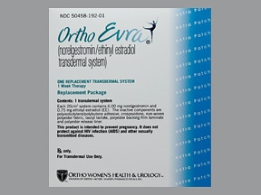 ORTHO EVRA PATCH