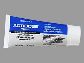 ACTIDOSE-AQUA 15 GM LIQUID