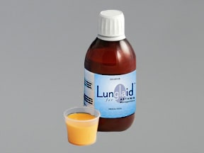 LUNGLAID FOR ASTHMA EMULSION