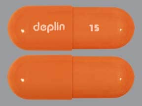 DEPLIN-ALGAL OIL 15 MG CAPSULE