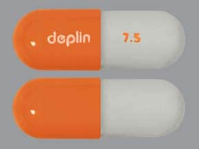 DEPLIN-ALGAL OIL 7.5 MG CAP