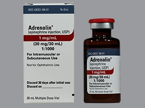 ADRENALIN 1 MG/ML VIAL