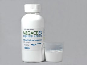 MEGACE ES 625 MG/5 ML SUSP