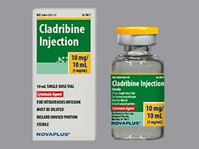 CLADRIBINE 10 MG/10 ML VIAL