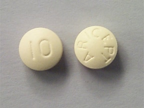 ARICEPT 10 MG TABLET