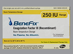 BENEFIX 250 UNIT KIT