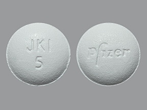 XELJANZ 5 MG TABLET