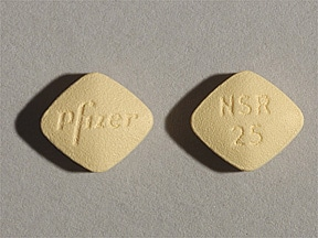 INSPRA 25 MG TABLET