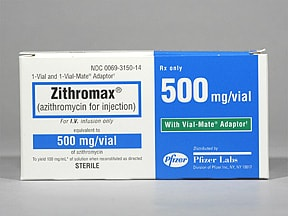 Zithromax eye side effects