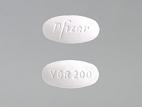 VFEND 200 MG TABLET