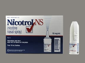 NICOTROL NS 10 MG/ML SPRAY