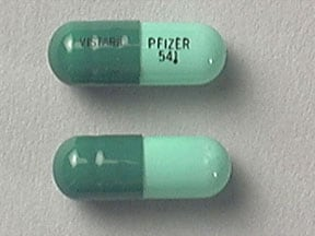 VISTARIL 25 MG CAPSULE