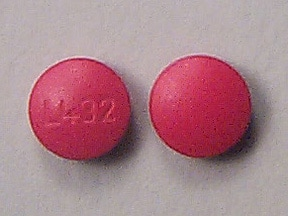 SUPHEDRIN 30 MG TABLET