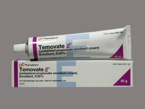 TEMOVATE EMOLLIENT 0.05% CRM