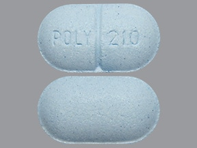 POLY HIST FORTE TABLET
