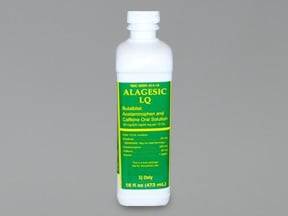 ALAGESIC LQ ORAL SOLUTION