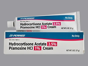 hydrocortisone-pramoxine topical : Uses, Side Effects