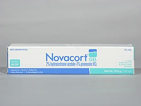 NOVACORT GEL